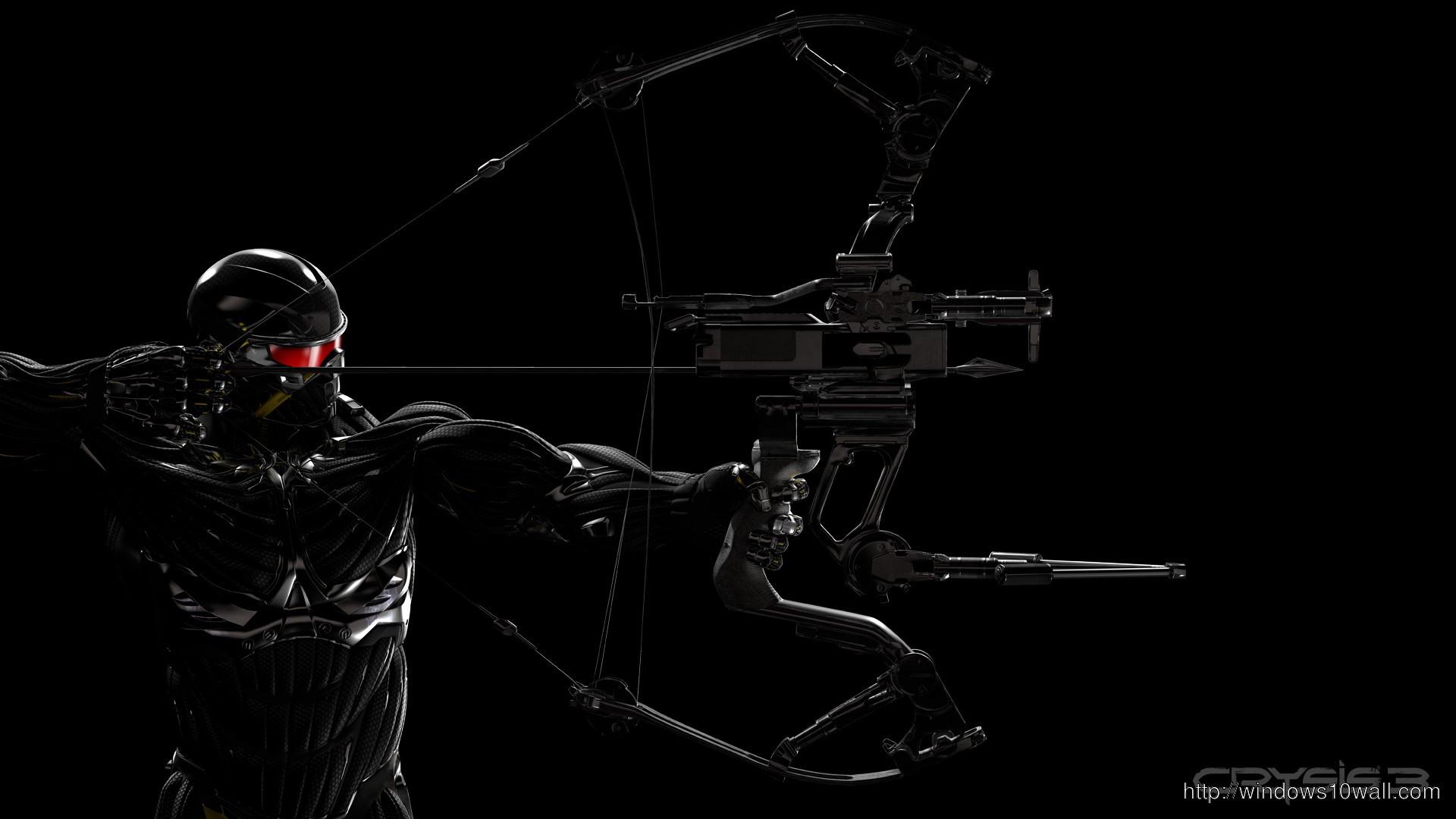 Crysis Game Screenshot Wallpaper