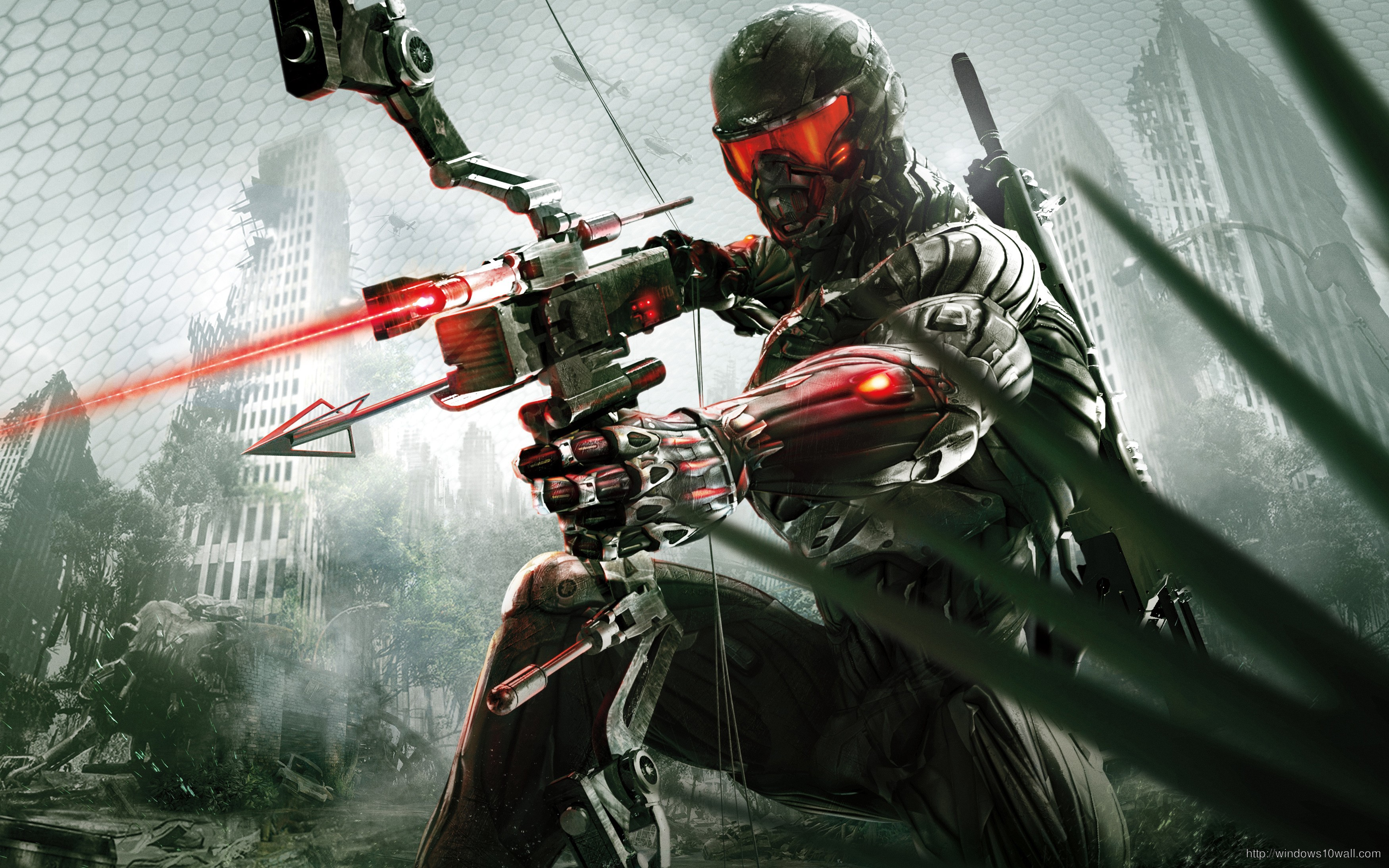 Crysis Game Wallpaper