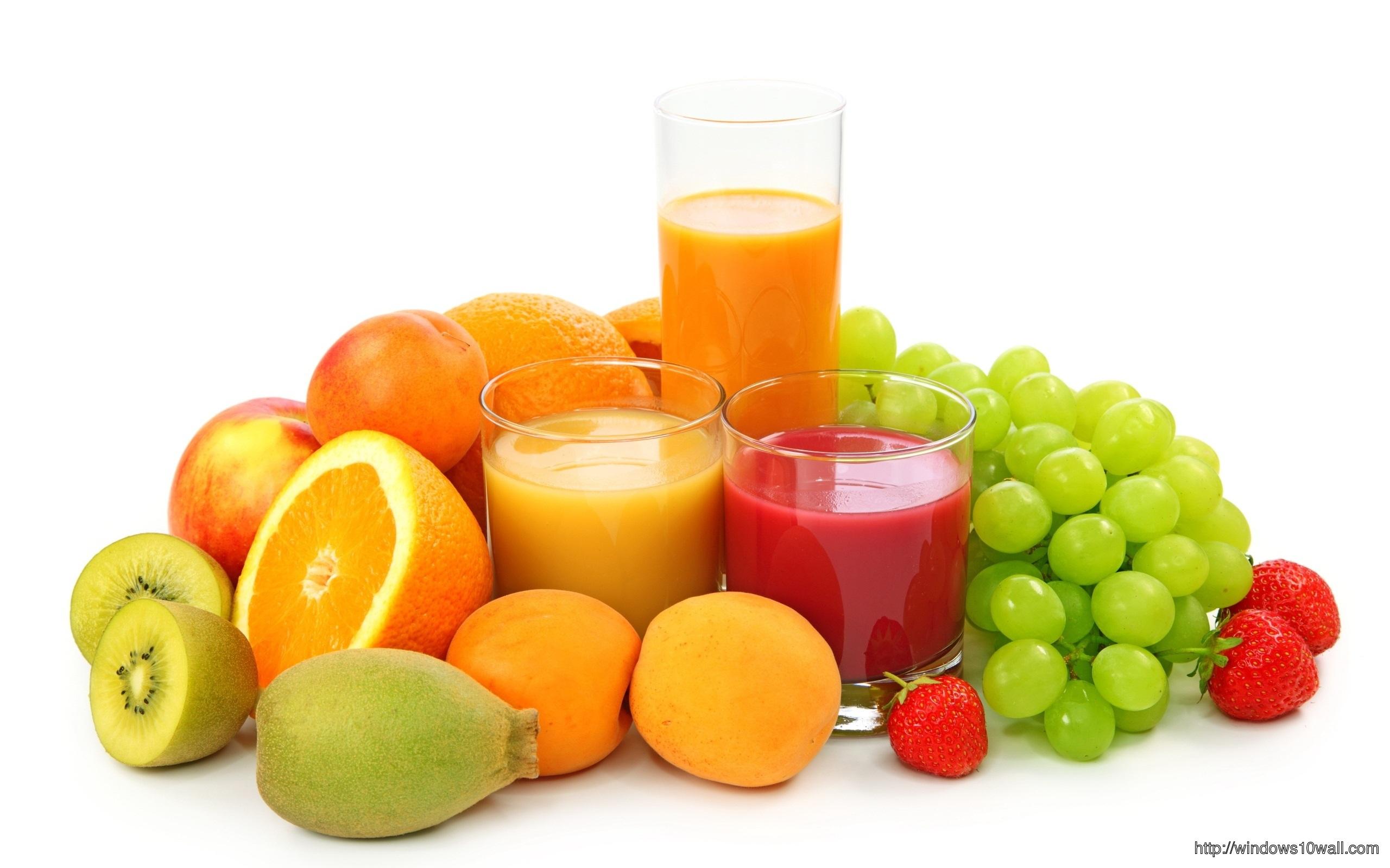 Fruits Wallpaper Desktop Background
