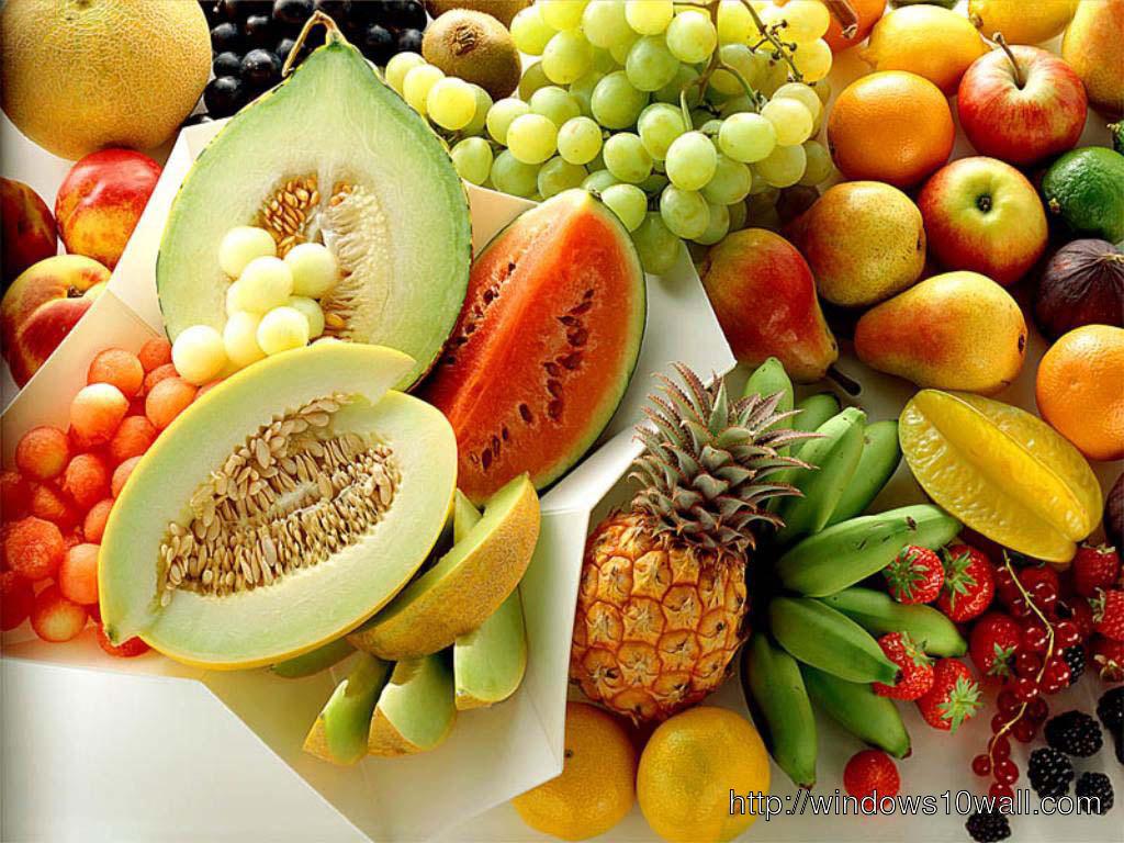 Fruits Wallpaper Download Free