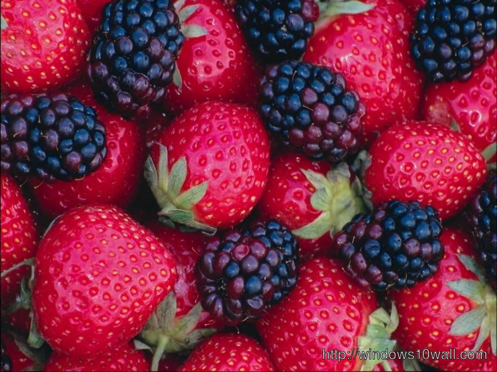 Fruits Wallpaper Windows 7