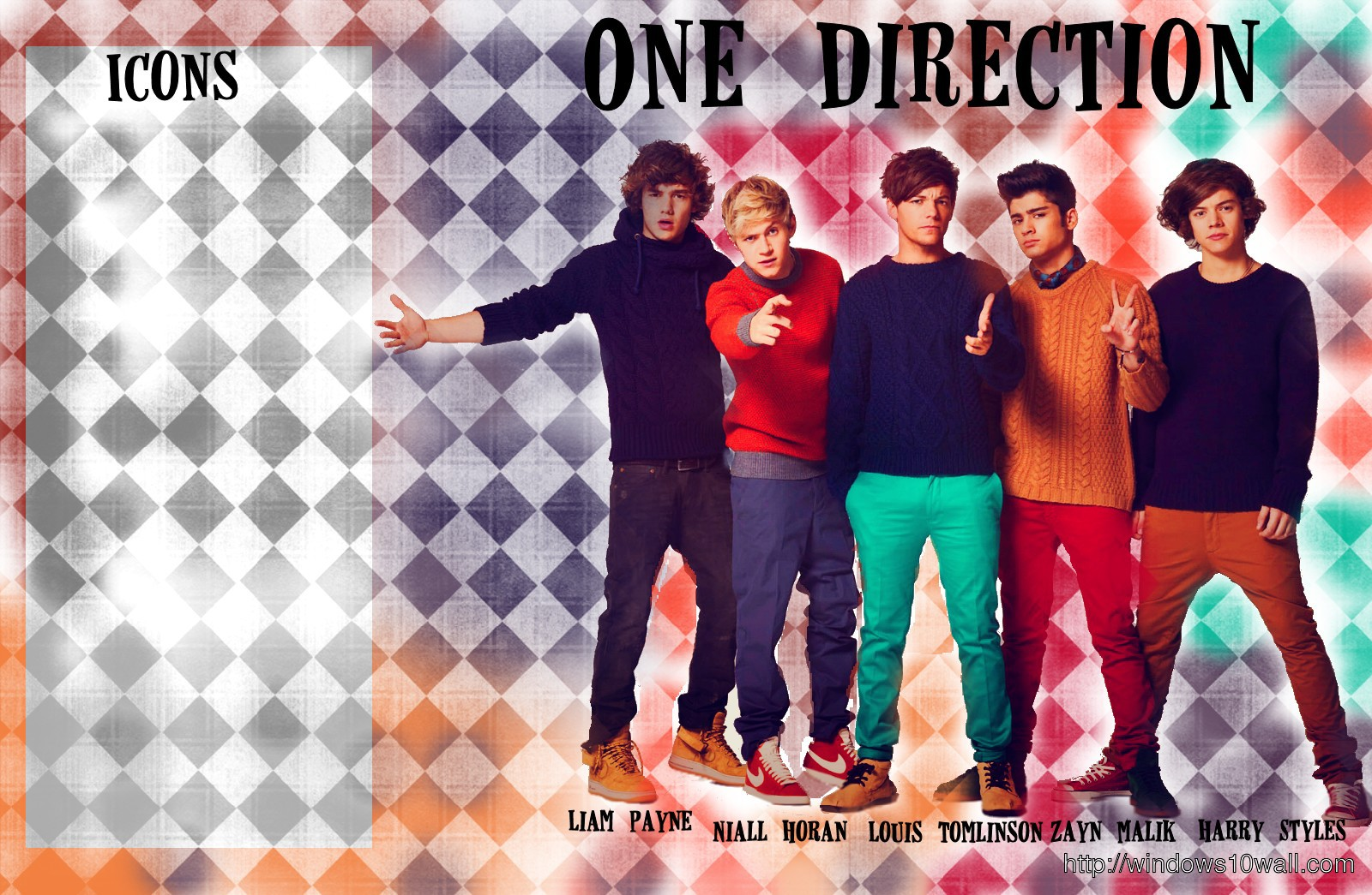 One Direction Computer Wallpaper Free