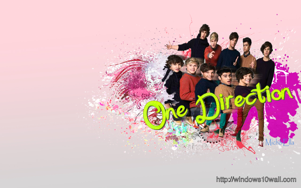 One Direction Wallpaper To Download