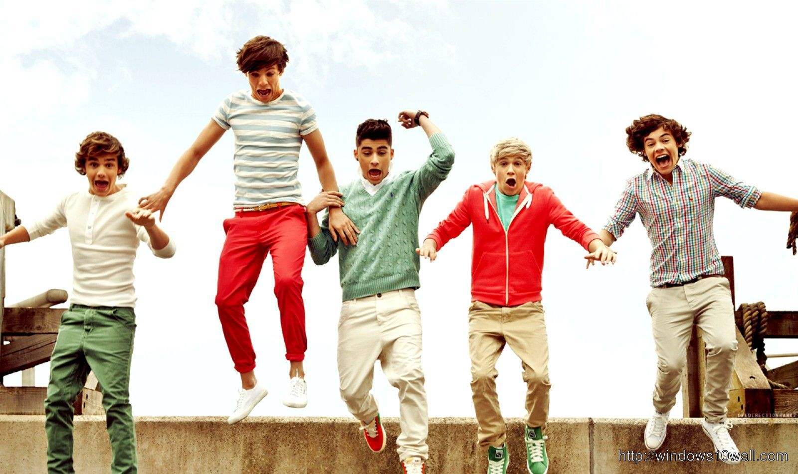 One Direction Wallpaper Widescreen