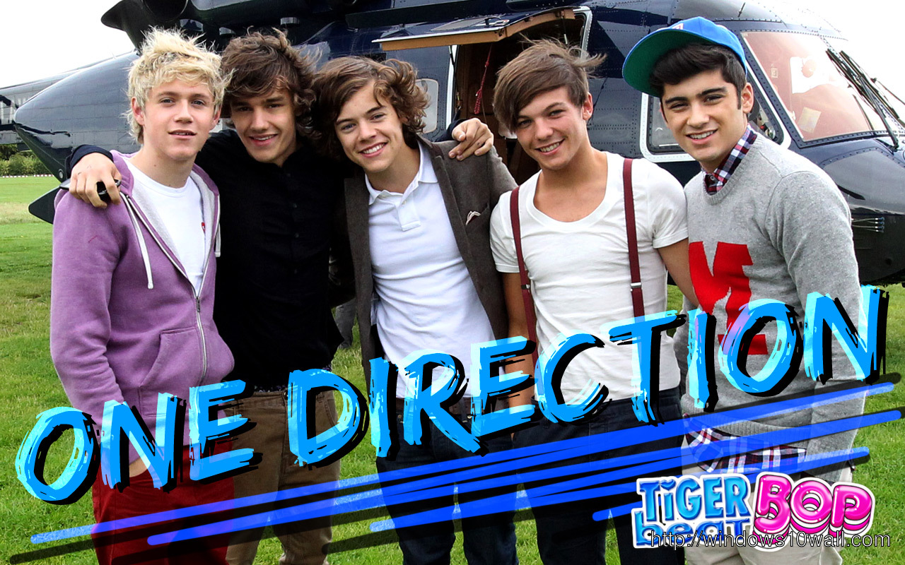 One Direction Wallpaper Windows 7